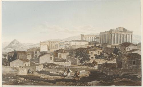 Διάλεξη του Μουσείου Ακρόπολης - «Οθωμανικά Αρχεία για την Ακρόπολη»