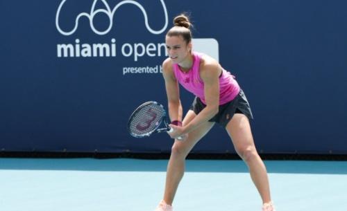 Super Μαρία στο Miami Open!