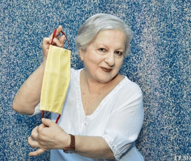 Ελένη Γερασιμίδου: «Εμπιστεύομαι την αγάπη του κόσμου μας προς το αληθινό, ζωντανό θέατρο»