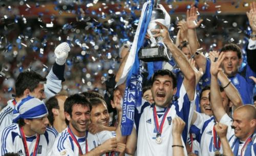 Στο twitter οι χρήστες θυμούνται τον τελικό του Euro 2004