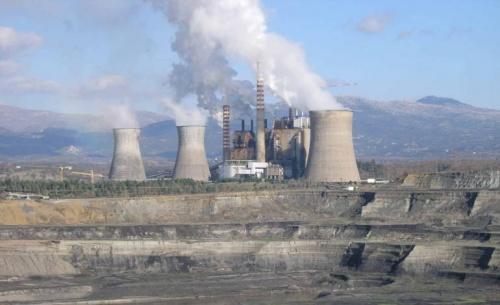 Εξαρτημένη από τα ορυκτά καύσιμα η ενέργεια στην Ελλάδα