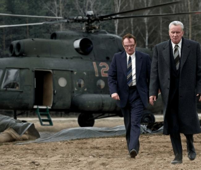 «Chernobyl»: Η συγκλονιστική μίνι σειρά της HBO στη Novα