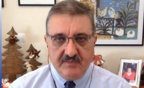 Αθ. Εξαδάκτυλος, πρόεδρος ΠΙΣ:«Η διαχείριση της πανδημίας είναι πολιτική και οικονομική, όχι ιατρική»