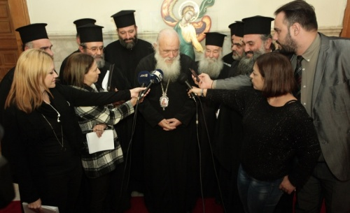 Ιερώνυμος σε ιερείς: Τα δικαιώματα των κληρικών μας είναι η προτεραιότητά μας πάντοτε