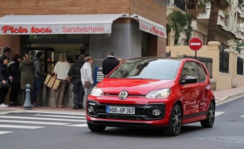 To VW up! GTI κοστίζει από 15.620 ευρώ