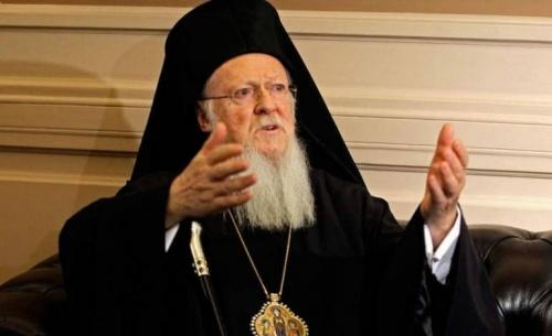 Επιμένει ο Βαρθολομαίος για το αυτοκέφαλο της ουκρανικής εκκλησίας