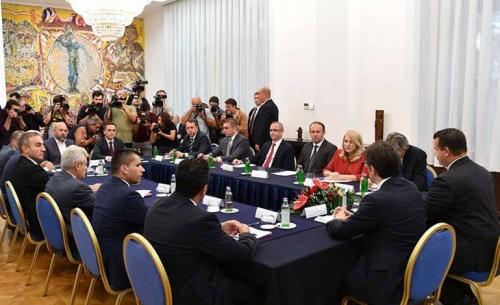 Ο Ζάεφ έχασε το πολιτικό κεφάλαιο της συμφωνίας των Πρεσπών