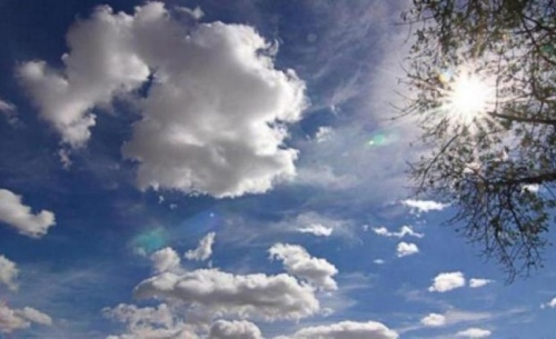 Και σύννεφα και ηλιοφάνεια σήμερα Κυριακή