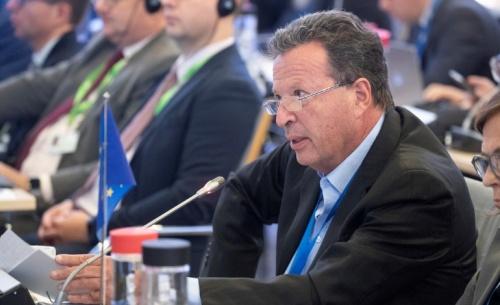 Σχέδιο για να αντιμετωπίσει η ευρωζώνη την αύξηση του ενεργειακού κόστους ζητά από την Επιτροπή ο Γ.Κύρτσος