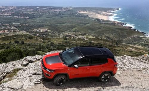 Σε προνομιακή τιμή πώλησης το νέο Jeep Compass