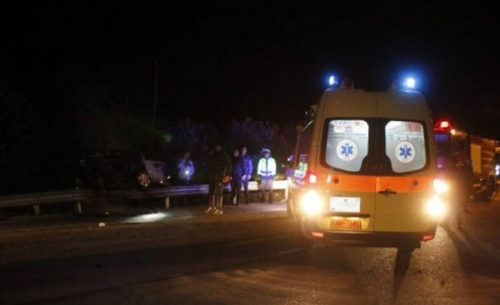 Αυτοκίνητο παρέσυρε γυναίκα που διέσχιζε την Εθνική Αθηνών -Λαμίας