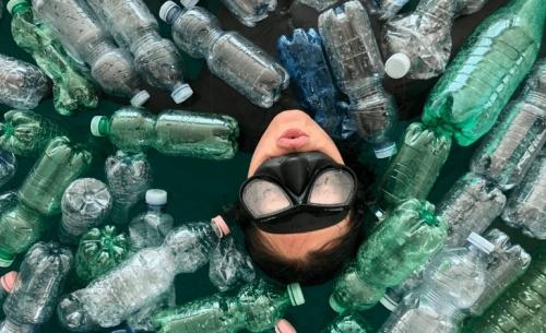 Πλαστική ρύπανση: Μη μένεις θεατής. Ώρα για δράση.