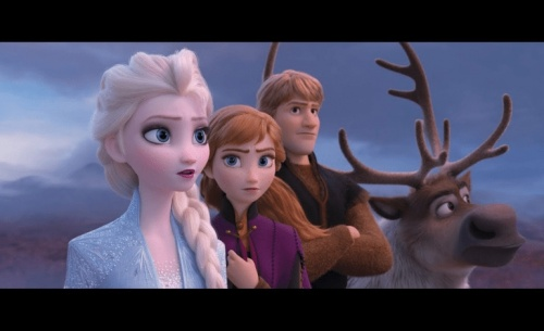 Έρχεται το Frozen 2