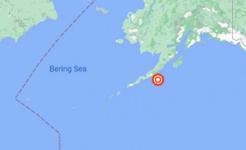 Σεισμός 8,2 ρίχτερ στην Αλάσκα