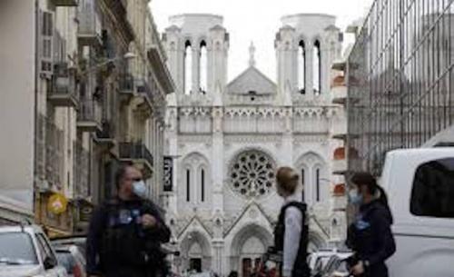 Στο «όνομα» του ακραίου ισλαμισμού η επίθεση στην βασιλική της Νίκαιας