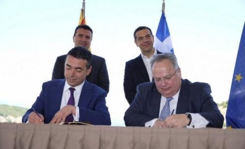 Συμφωνία των Πρεσπών: Στη δημοσιότητα το πλήρες κείμενο