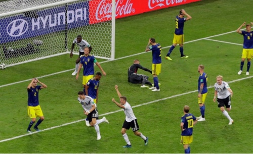 Και στο τέλος... όλοι ξέρουμε ποιος κερδίζει, Γερμανία-Σουηδία 2-1