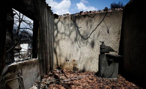 Στους 95 ο απολογισμός της πυρκαγιάς στο Μάτι