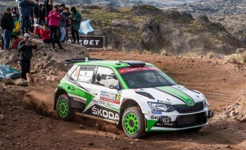 Νίκη για τη SKODA Fabia R5 στη WRC 2 του Ράλλυ Αργεντινής