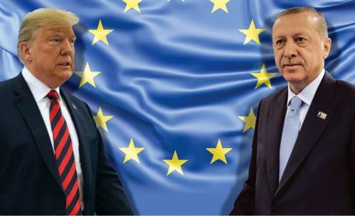 Ευρωπαϊκή κριτική στον Τραμπ με κενό στρατηγικής