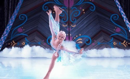 Έρχεται το Frozen on Ice
