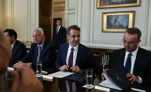 Μητσοτάκης: Η αποπληρωμή του ακριβού δανείου του ΔΝΤ εξοικονομεί πόρους για το Ελληνικό Δημόσιο