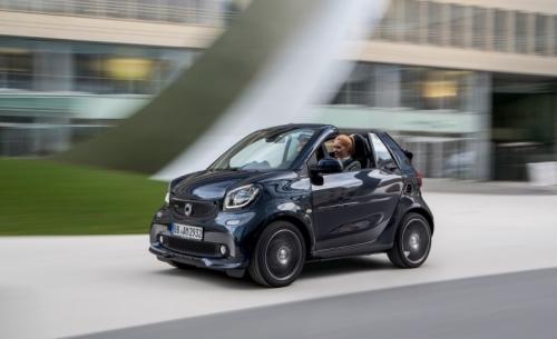 Ποια σχέδια έχει η Mercedes για τη Smart;
