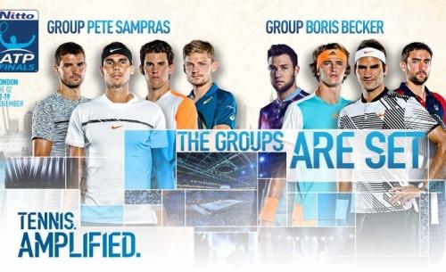 Τελευταίο τουρνουά της χρονιάς: Nitto ATP Finails 2018