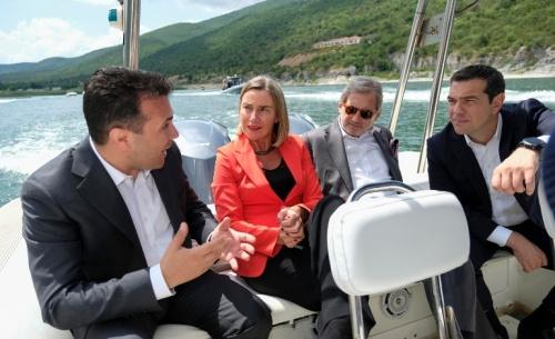 Επιμένει ο Ζάεφ: Είμαι Μακεδόνας και είναι δικαίωμά μου να μιλάω μακεδονικά