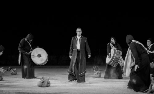 Είδαμε την παράσταση «Οιδίπους Τύραννος», στο Αρχαίο Θέατρο της Επιδαύρου