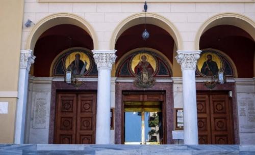 Ο Ρουβίκωνας ανέλαβε την ευθύνη της εισβολής στην εκκλησία Αγίου Νικολάου