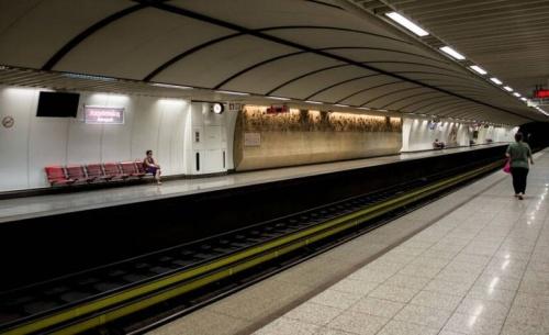 Στάσεις εργασίας στα μέσα μεταφοράς της Αθήνας