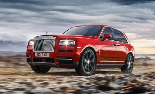 Η Rolls-Royce Cullinan είναι το πιο πολυτελές SUV (video)