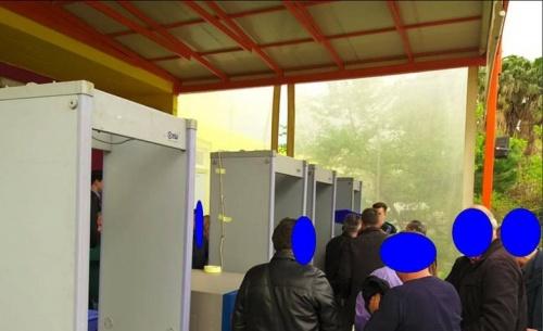 Ασφάλεια αεροδρομίου στην ομιλία Τσίπρα στην Καλαμάτα