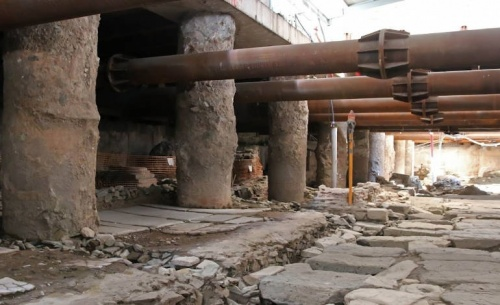 Το ΚΑΣ ενέκρινε τη μελέτη για τα αρχαία του μετρό Θεσσαλονίκης - Στο ΣΤΕ η υπόθεση