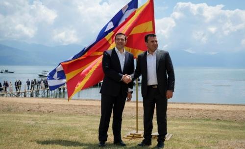 Δημοσκόπηση Interview: Το 86% στη Βόρεια Ελλάδα είναι κατά της συμφωνίας των Πρεσπών