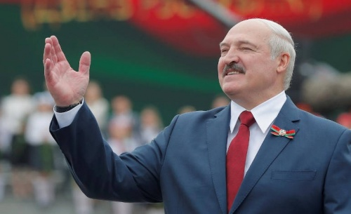Η Ευρωπαϊκή Ένωση δεν αναγνωρίζει τον Λουκασένκο ως πρόεδρο της Λευκορωσίας