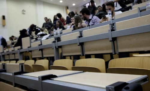 Δια ζώσης τα πανεπιστήμια