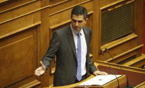 Χρ. Δήμας: Ούτε ένα ευρώ από τον αναπτυξιακό νόμο στην πραγματική οικονομία