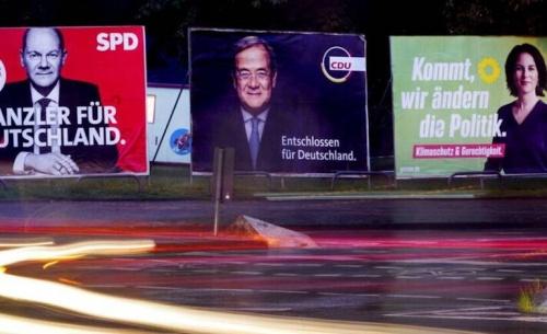 Οι Xριστιανοδημοκράτες μειώνουν τη διαφορά - Ένας στους δύο θέλει καγκελάριο τον Σολτς