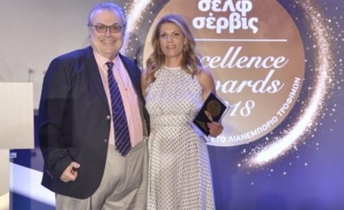 Η ΟΚ! Anytime Markets απέσπασε 2 Χρυσά Βραβεία στα Σελφ Σέρβις  Excellence Awards 2018
