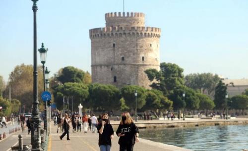 Τα μέτρα στη Θεσσαλονίκη και στις άλλους 6