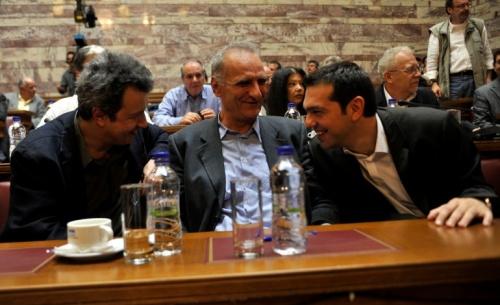 Απάντηση Τατσόπουλου στην επίθεση Τσίπρα: Όταν ήμουν στην Κ.Ο. του ΣΥΡΙΖΑ δεν ήμουν απολειφάδι