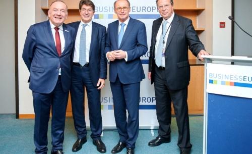 Συνάντηση της BusinessEurope με ευρωβουλευτές στις Βρυξέλλες
