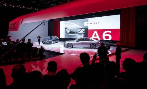 Η Audi ξαφνιάζει με το #RevealTheA6 στη Γενεύη