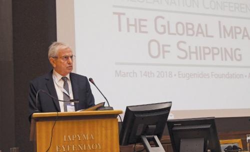 Άστραψε ο Βενιάμης προς Ε.Ε.: «Ακολουθήστε το παράδειγμα της ελληνικής ναυτιλιακής πολιτικής»