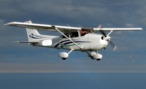 Μικρό αεροσκάφος έκανε αναγκαστική προσγείωση σε παράδρομο της Εγνατίας