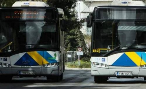 Οκτάωρο χωρίς αστικά λεωφορεία σήμερα στην Αθήνα