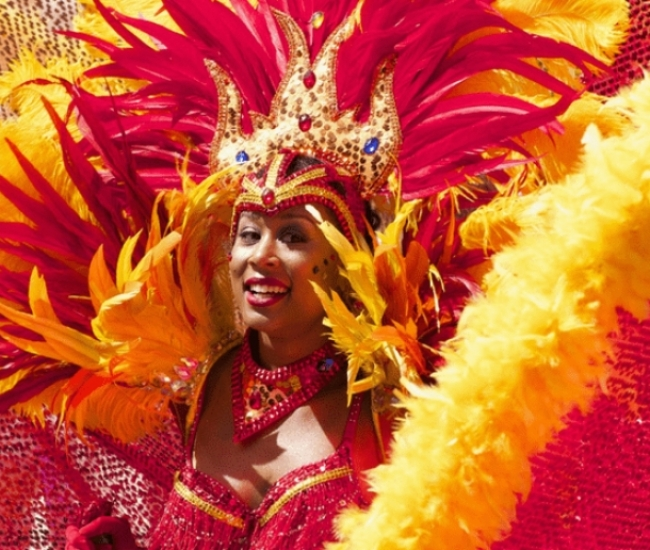 Φωτογραφίες από τα Καρναβάλια του κόσμου