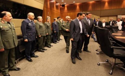 Τις αγορές για το στρατό ξηράς και την εμπλοκή στην αναβάθμιση των  F-16 συζητά το ΚΥΣΕΑ